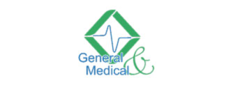 General and Medical Logo